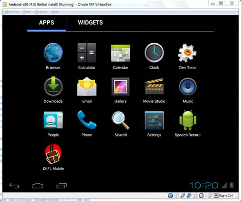 android virtualbox image assay the essay android 4 0 sandwich on virtualbox