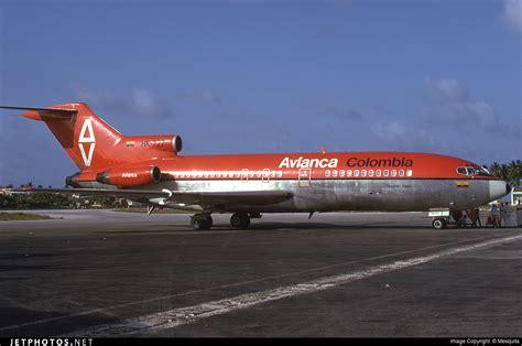 Avianca Interior Hk 727 Boeing 727 59 Avianca Mesquita Jetphotos