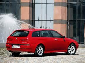 Alfa Romeo 156 Sportwagon Alfa Romeo 156 Sportwagon Wallpapers Cool Cars Wallpaper