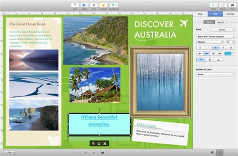 make a travel brochure for dublin worksheet education com