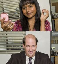mindy kaling interview the office interview brian baumgartner mindy kaling from the