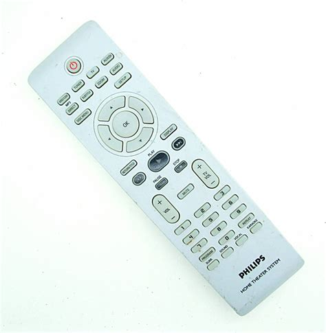 original philips 242254900902 home theater system remote