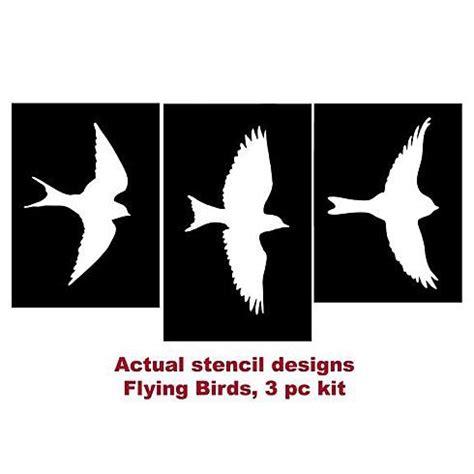 printable wall stencils birds 29 best bird stencils images on pinterest bird stencil