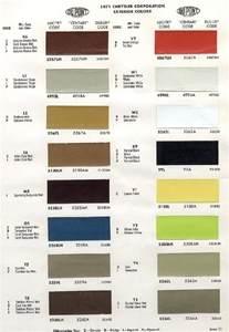 dodge paint colors dodge paint color chart car interior design