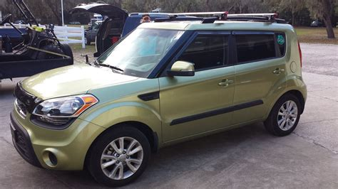 Kia Soul Roof Bars Ssd Performance 2012 Kia Soul Roof Rails Installation