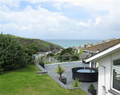 The Terrace Self Catering Holiday Cottage In Port Isaac The House Port Isaac