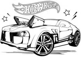 Hot Wheels Coloring Pages   Bestofcoloring.com