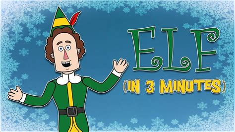 entire story  elf   minutes  christmas movies animated youtube