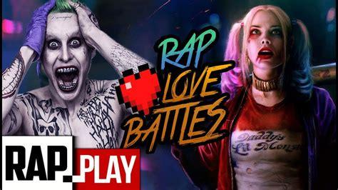 imagenes de joker rap joker x harley quinn love battles kronno zomber