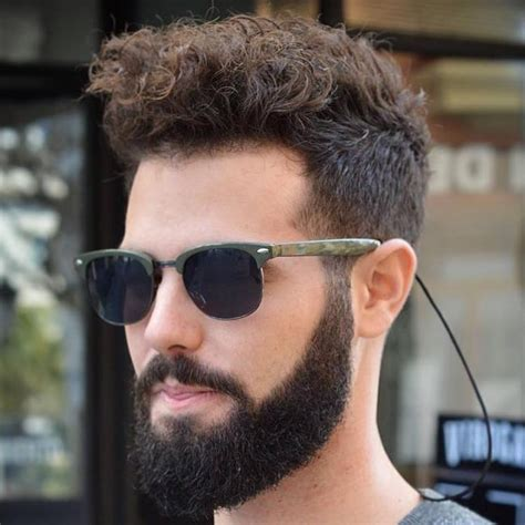 how to cut boys wavy thick hair 40 statement hairstyles for men with thick hair
