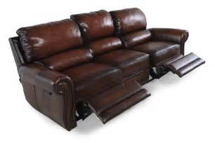 bernhardt reese reclining leather sofa mathis