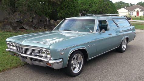 1966 impala wagon 1966 chevrolet impala wagon k207 kissimmee 2017