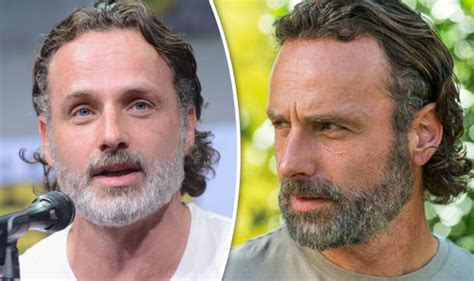andrew lincoln rick grimes the walking dead rick grimes drops spoiler