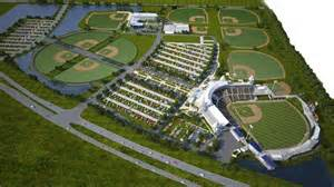 Home Design Center Houston Texas twins break ground on lee county sports complex