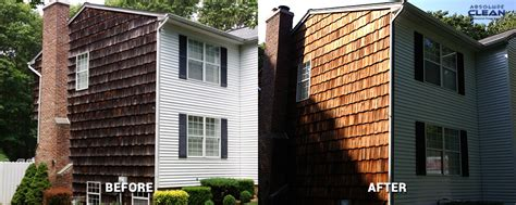 island exterior siding stain cedar shake cleaning and staining island suffolk