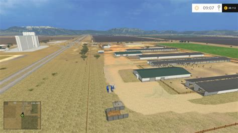 Ls California by California Central Valley V 1 1 For Fs 2015 Mod
