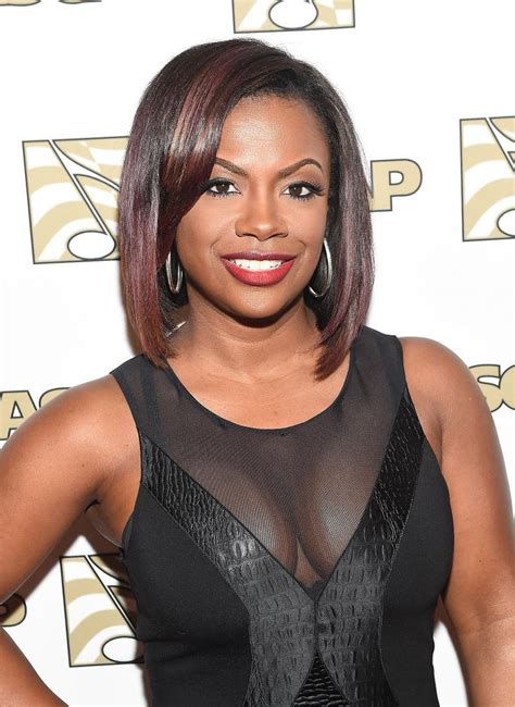 kandi burruss hairstyles 2015 real housewives of atlanta star kandi burruss gets