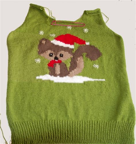 knitting pattern christmas jumper free knitting patterns for christmas jumpers uk sweater vest