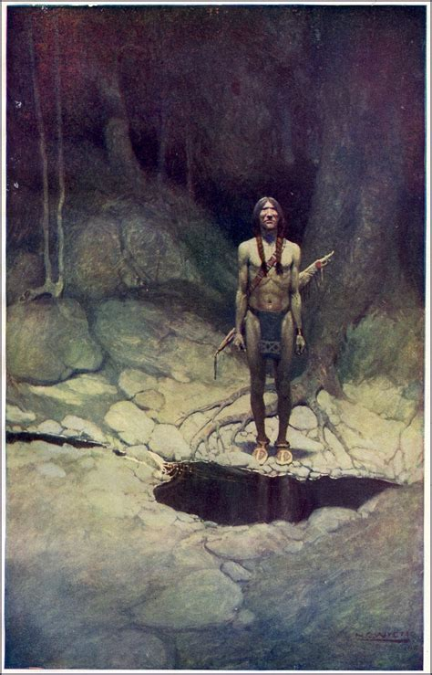 Painting C by Painting Of American N C Wyeth Wikiart Org