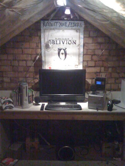 my bedroom setup