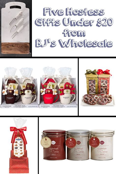hostess gifts five hostess gifts under 20 from bj s wholesale life of
