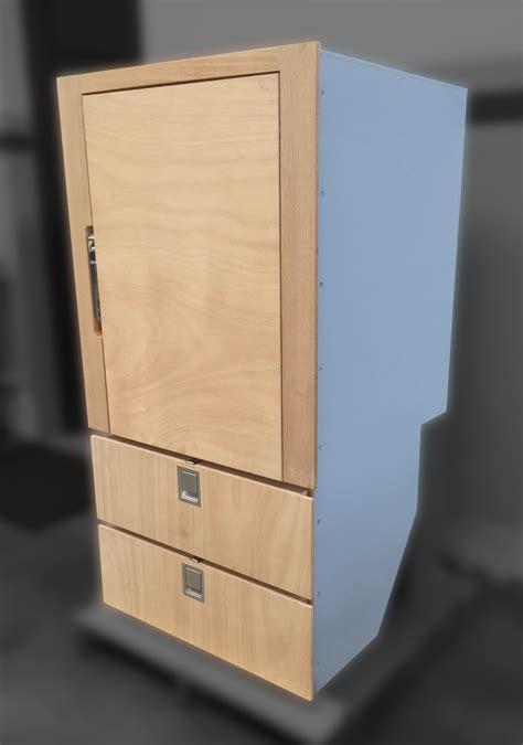frigorifero cassetti frigorifero su misura con cassetti per barca a vela