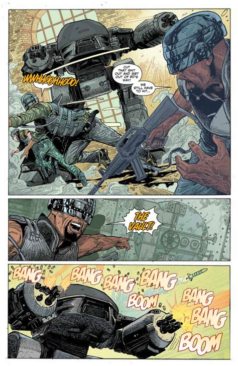 Lantern 2 Dead Or Alive preview robocop dead or alive vol 2 tp all comic