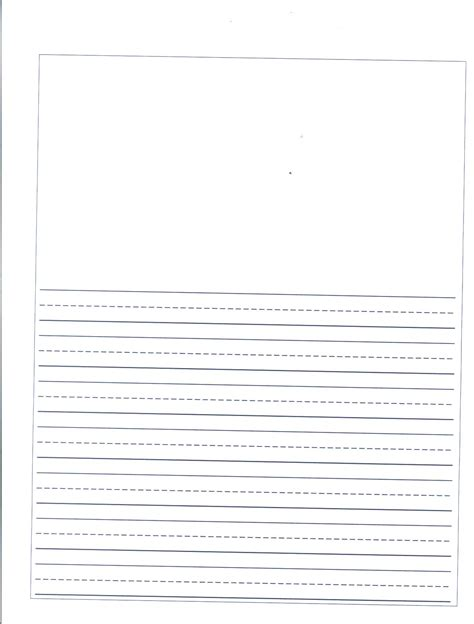 Unit Transmittal Letter Army 3 Line Writing Paper Sle