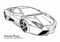 Pics Photos  Coloring Lamborghini Race Car Free