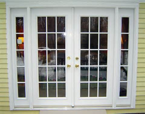 Images of Door With Glass Window