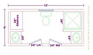 8 X 12 Bathroom Floor Plans Foundation Dezin Amp Decor Bathroom Plans Amp Views