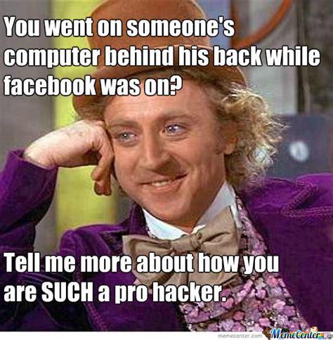 Meme Hack - hackers by ragequitter meme center