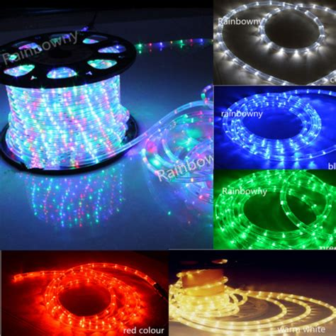 other outdoor lighting 100 meter 220v led rope lights