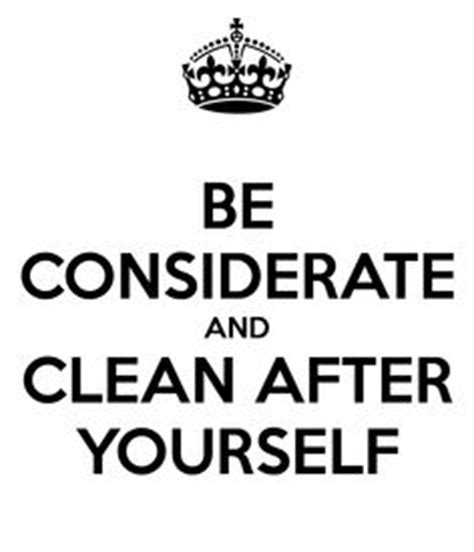 Bathroom Signs To Clean Up After Yourself Printable Keep Breakroom Clean Signs Tidy Signs
