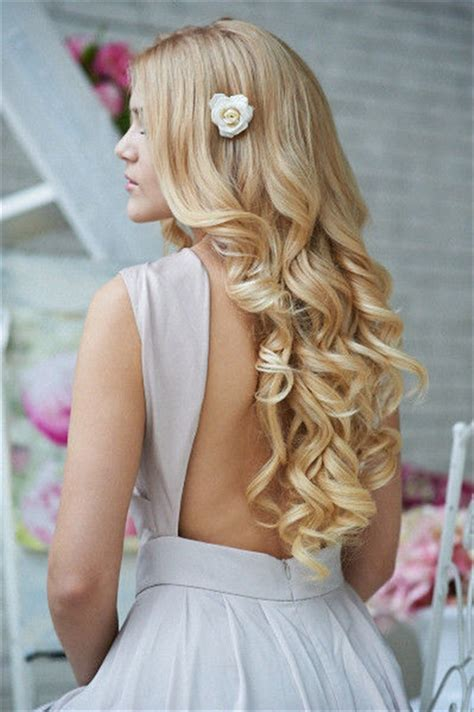 Wedding Hairstyles Using Flowers by 25 Wedding Hairstyles Using Flowers Trend Wear