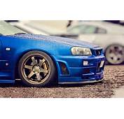 Nissan Skyline R34 Wallpapers Pictures Photos Images