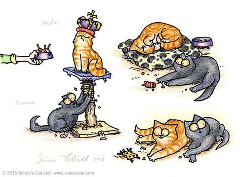 pdf libro e simons cat vs the world para leer ahora simon s cat indiegogo pet drawing eleanor and merlin
