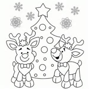 Reindeer coloring page all about christmas coloring pages for kids