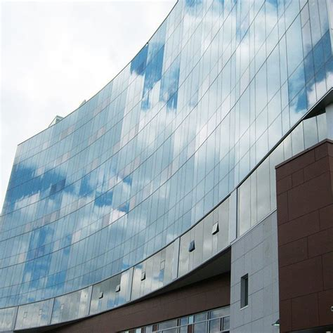 glazed curtain wall unitized curtain wall systems flynn group of companies