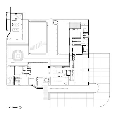 project 9 house blueprint aninditaindriyanto gallery of curved house hufft projects 86