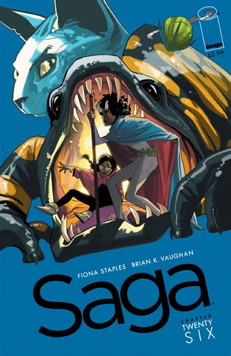 saga volume 8 books previewsworld saga 26 mr