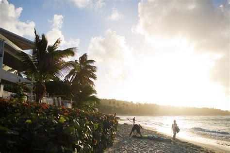 Puerto Rico Beach Wedding at Villa Montana