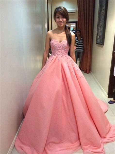 the making of kathryn bernardo s debutante gowns preview
