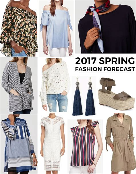 2017 trend forecast 2017 spring fashion forecast