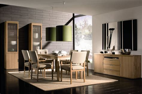 Dining Room At The Modern Style Your Dining Room With Modern Twist