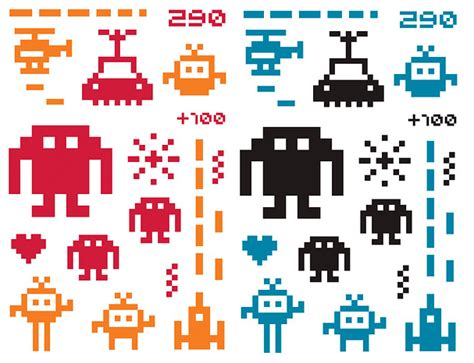 Numbers Wall Stickers retro game network the one stop retro gaming community