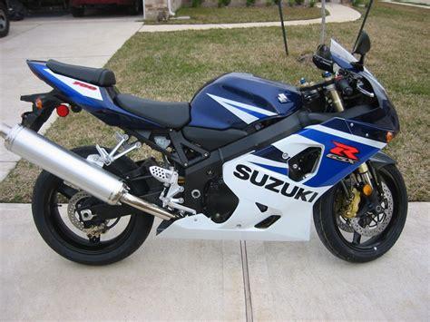 2005 Suzuki Gsx R750 2005 Suzuki Gsx R 750 Pics Specs And Information