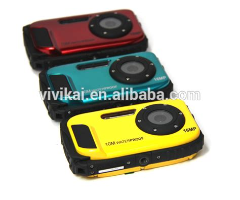 cheap waterproof digital cheap waterproof digital with 2 7 lcd 8x digital