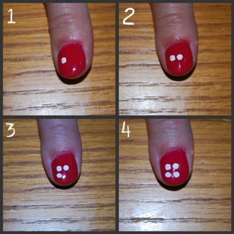 simple nail design flower tutorial 187 dollar store crafts