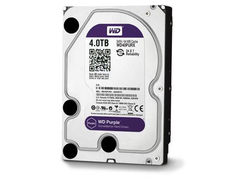 Wd Purple 3 5inch wd 4tb 3 5 inch sata surveillance storage